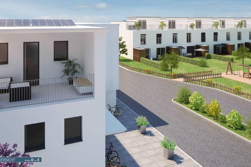 Villa contigüe 7.5 pièces à Sugiez