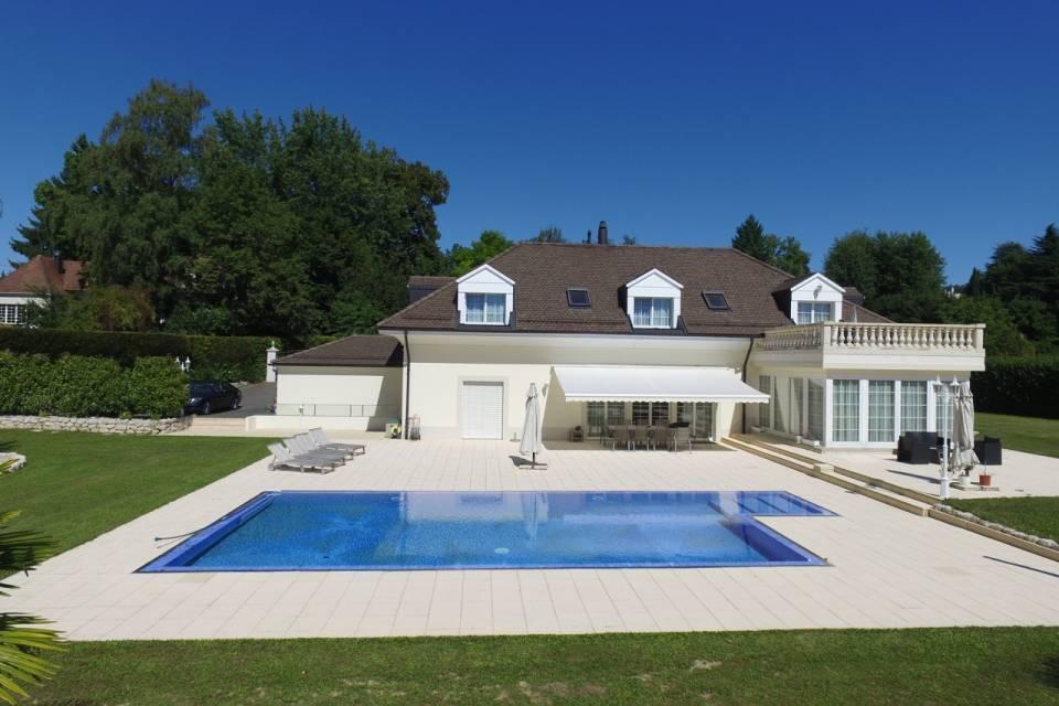 Villa Individuelle 10.5 pièces à Jouxtens-Mézery