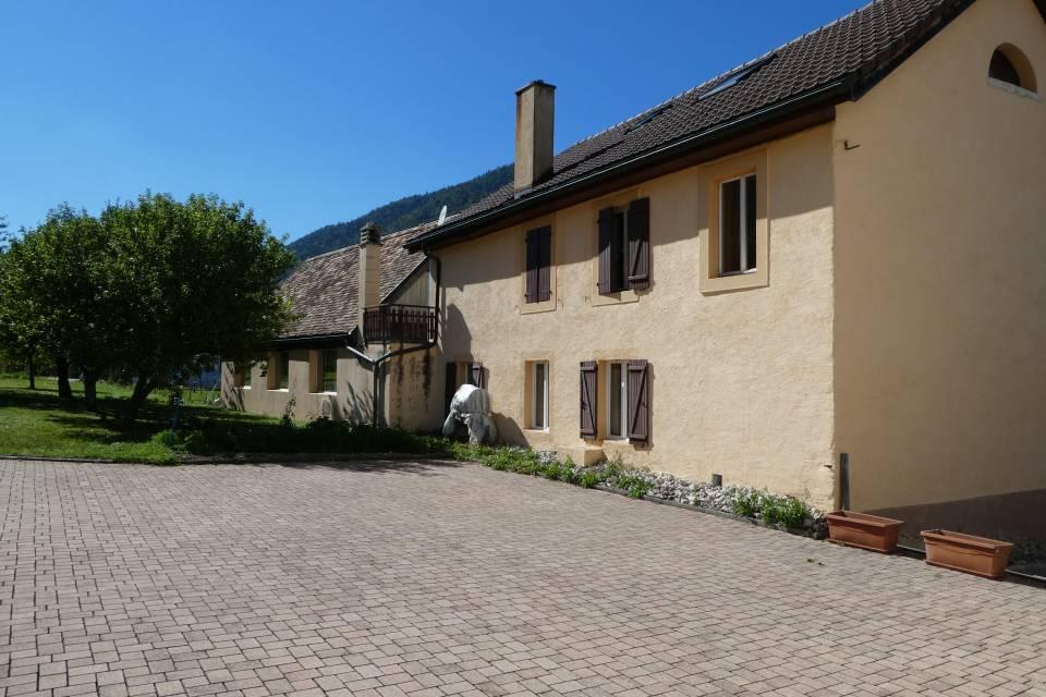 Maison 6.5 pièces à Vallorbe