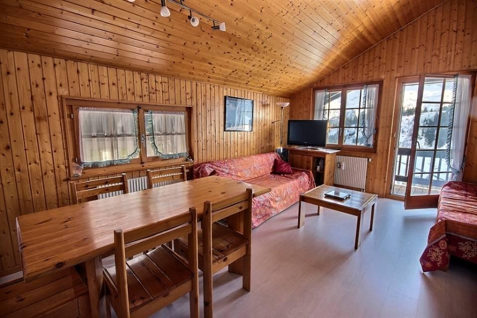 Appartement 4 pièces à Champoussin