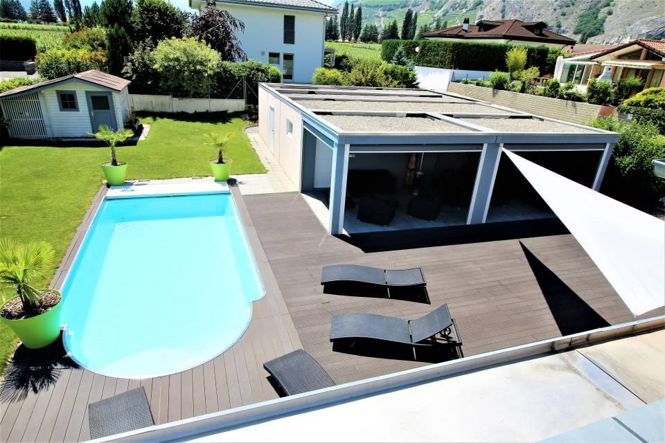 Villa Individuelle 6 pièces à Vétroz