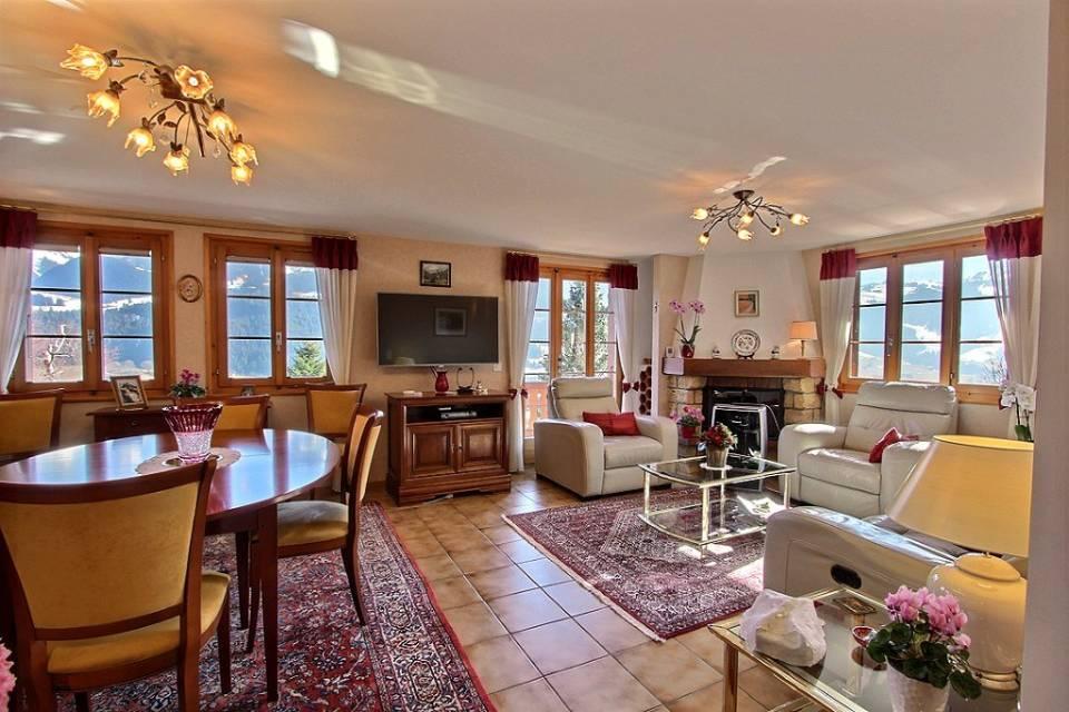 Maison multi-appartements 7.5 pièces à Château-d'Oex