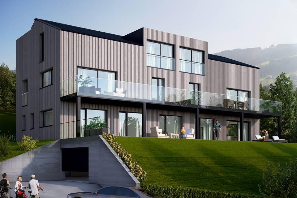 Appartement 5.5 pièces à Belmont-sur-Lausanne