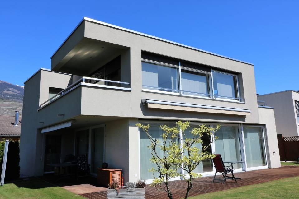 Villa Individuelle 6.5 pièces à Conthey