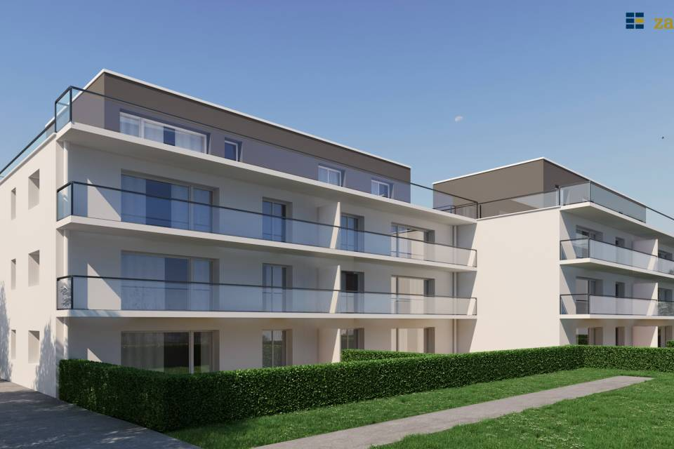 Appartement 2.5 pièces à Salgesch