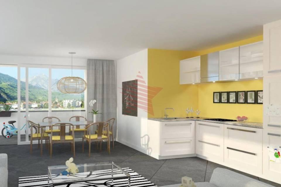Appartement 2.5 pièces à Sion