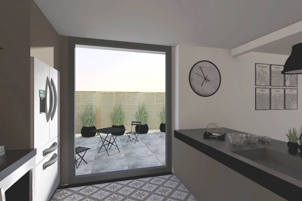 Villa contigüe 5 pièces à Collonge-Bellerive