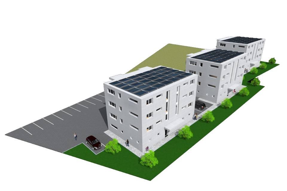 Immeuble locatif à Sierre