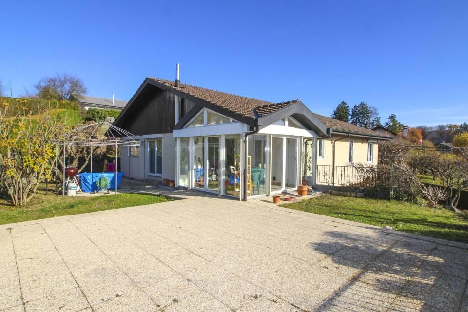 Villa Individuelle 7.5 pièces à Villars-Ste-Croix