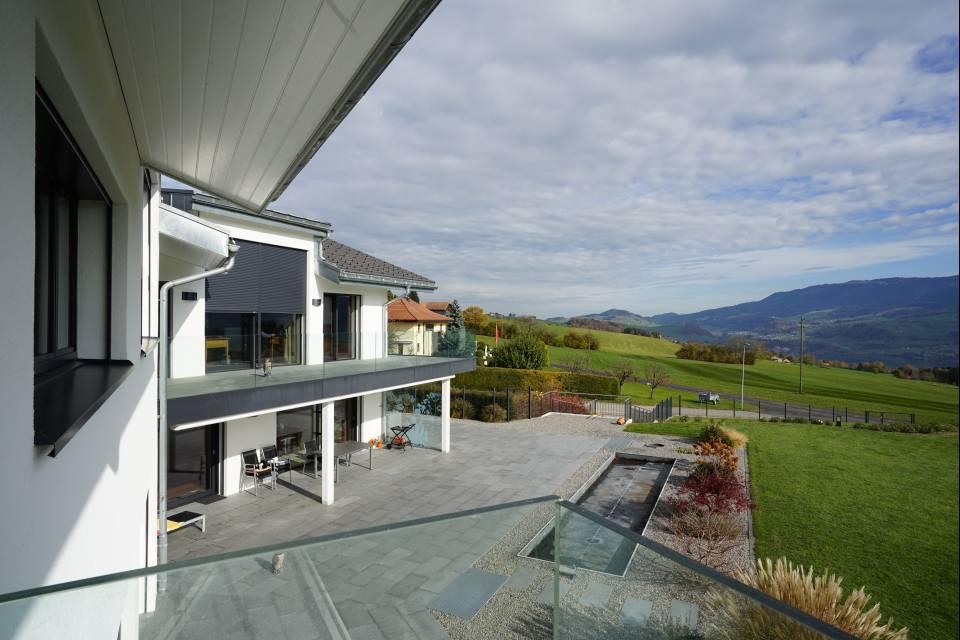 Villa Individuelle 10 pièces à Sorens