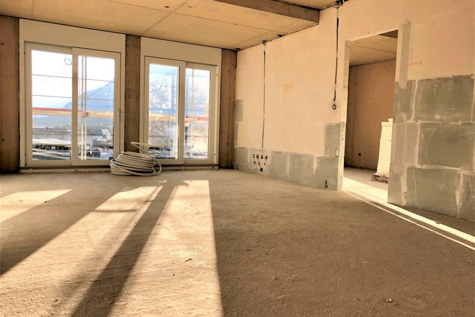 Studio 1.5 pièces à Ardon