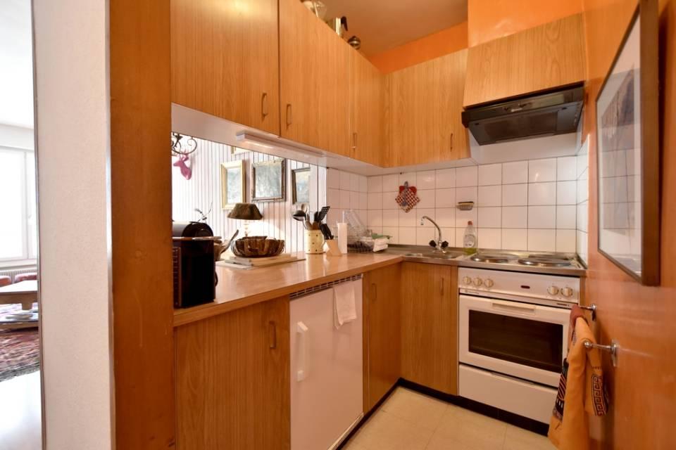 Appartement 1 pièce à Champéry