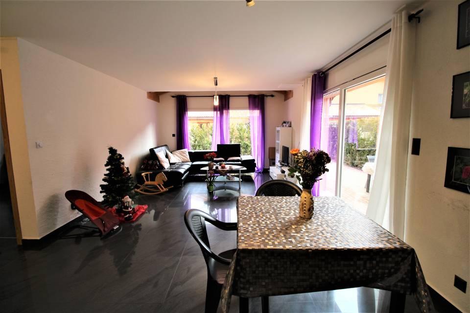 Villa jumelle par garages 5.5 pièces à Ardon