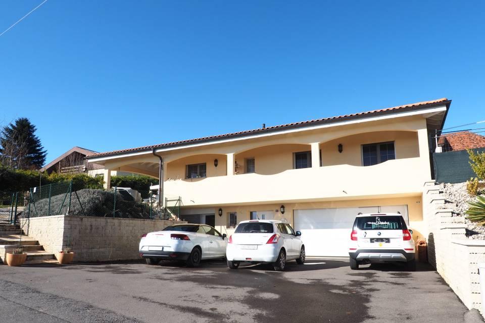 Villa Individuelle 7.5 pièces à Pailly