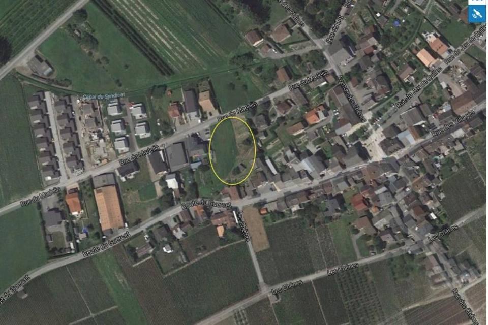 Villa mitoyenne 5.5 pièces à Charrat