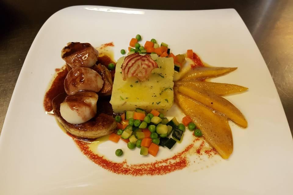 Restaurant 488 m2 à Lausanne