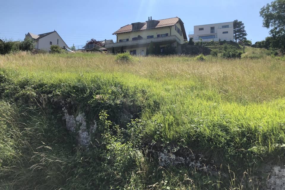 Villa mitoyenne 4.5 pièces à Orbe