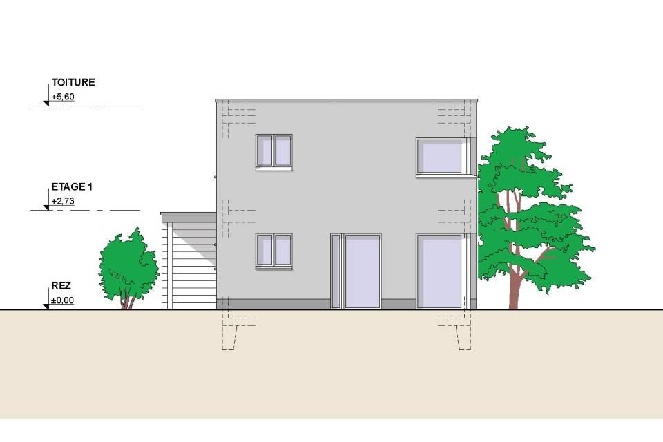 Villa Individuelle 4.5 pièces à St-Aubin FR