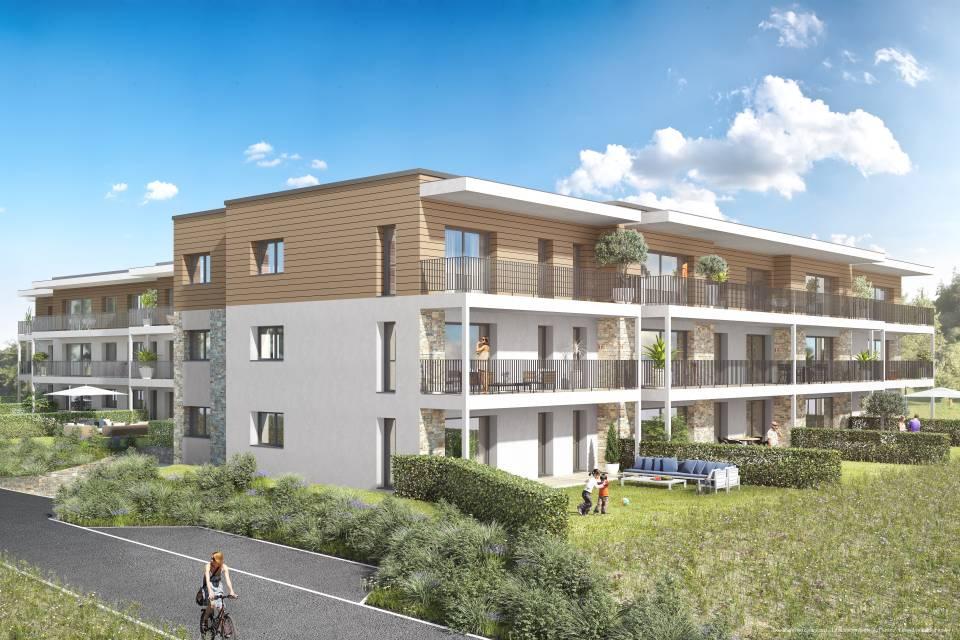 Appartement 4.5 pièces à Montet (Glâne)