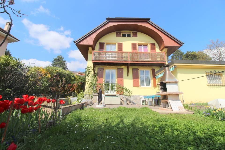 Villa Individuelle 5.5 pièces à Vevey