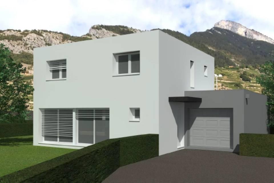 Villa Individuelle 4.5 pièces à Vétroz