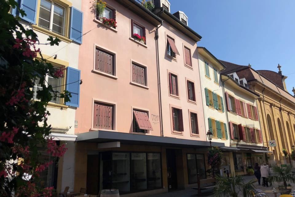 Administratif/Bureau 1 pièce à Yverdon-les-Bains