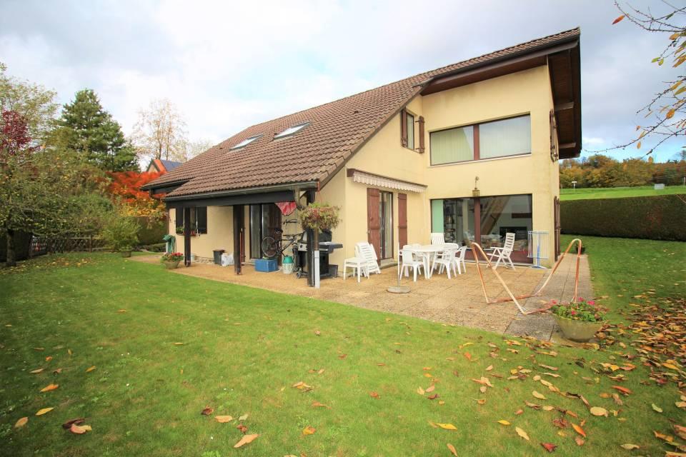 Villa Individuelle 6.5 pièces à Cheseaux-sur-Lausanne