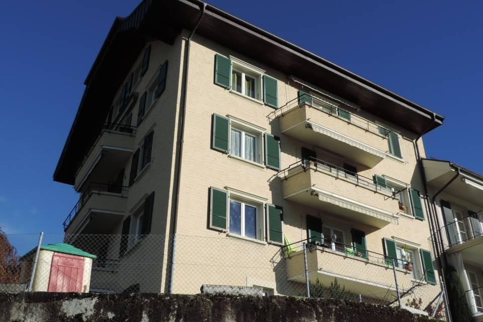 Appartement 1.5 pièces à St-Légier