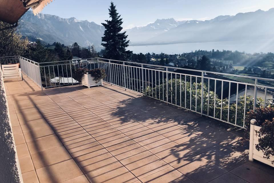 Terrasse - Balcon