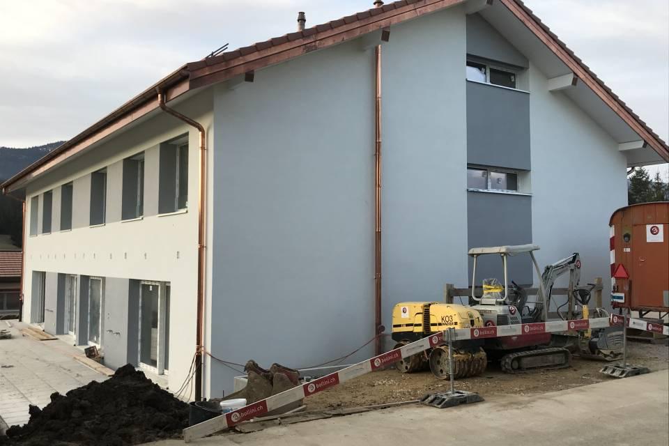 Villa contigüe 5.5 pièces à Montcherand