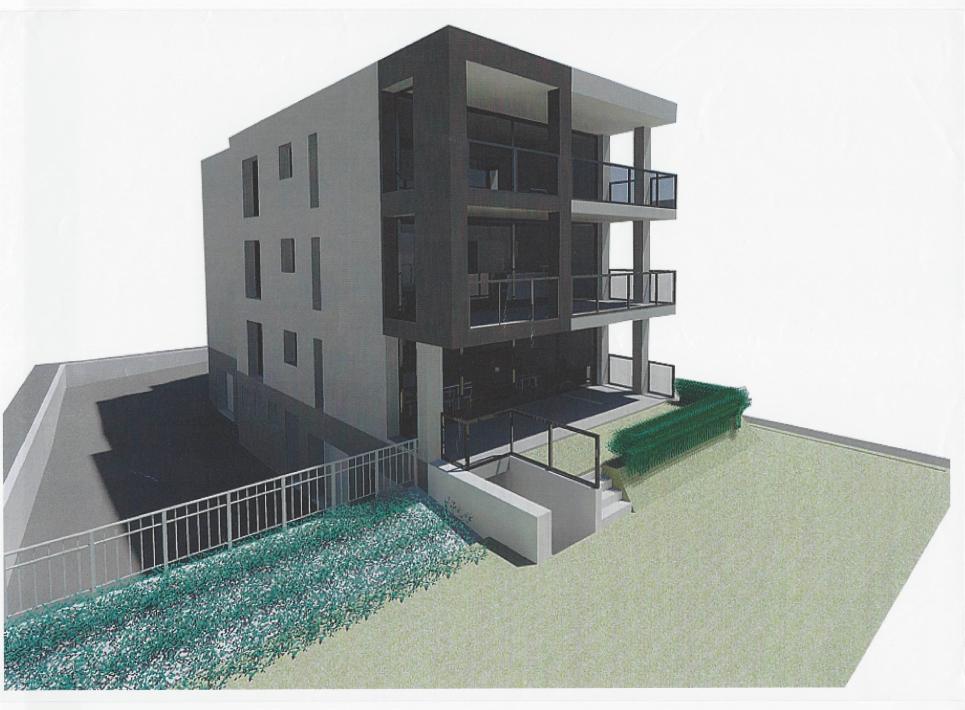 Superbe appartement neuf de 2.5 pièces proche du centre de Martigny