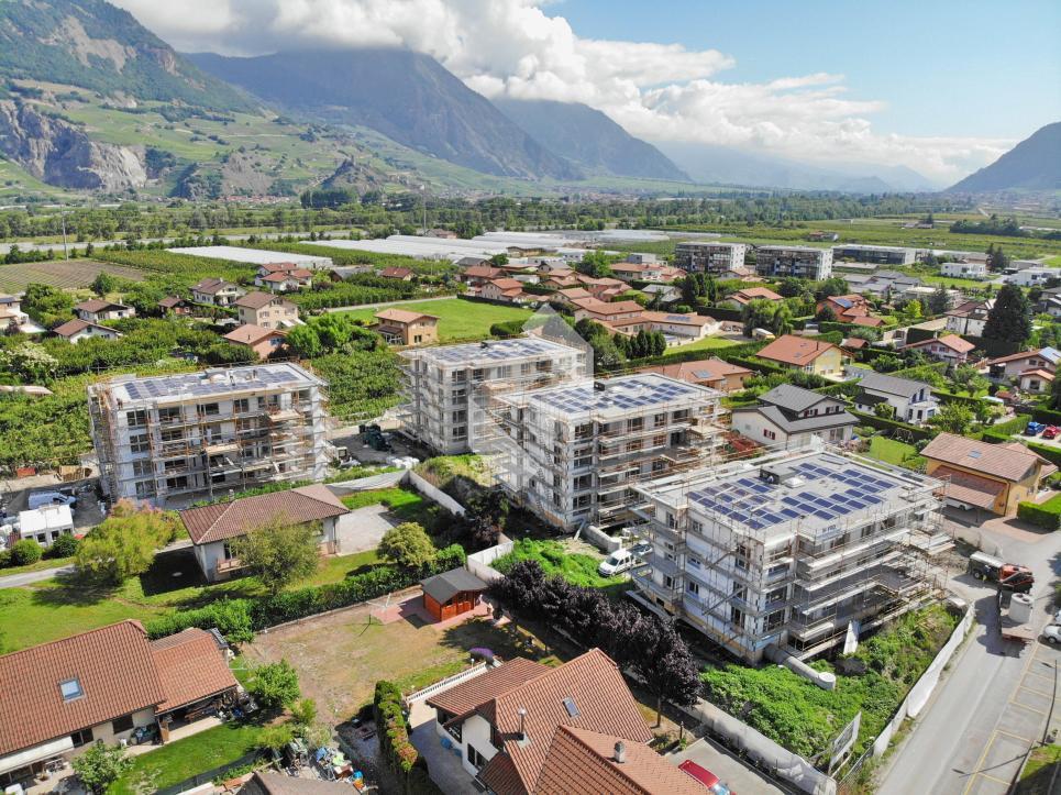 Quartier résidentiel ensoleillé / Location-vente possible