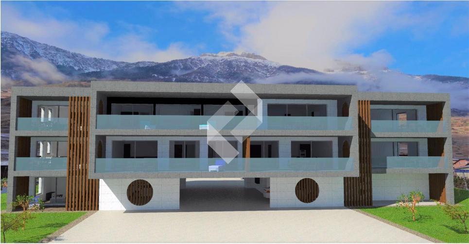 Tout y est ! L'espace, la situation, la lumière, les volumes et l'intimité pour cet attique de 2.5 pces avec terrasse.