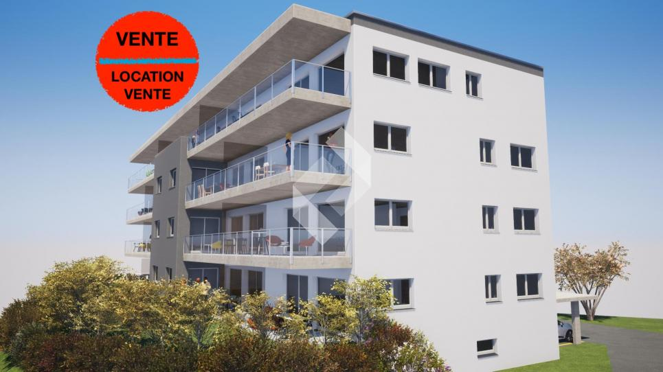 Aproz - Commune de Sion - Future promtion