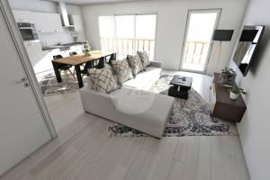 Appartement 3.5 pièces - 107 m²