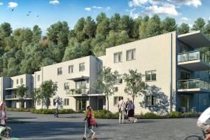 Appartement 1 pièces - 45 m²