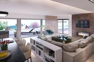 Appartement 2.5 pièces - 98.4 m²