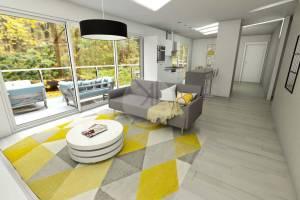 Appartement 3.5 pièces - 91 m²